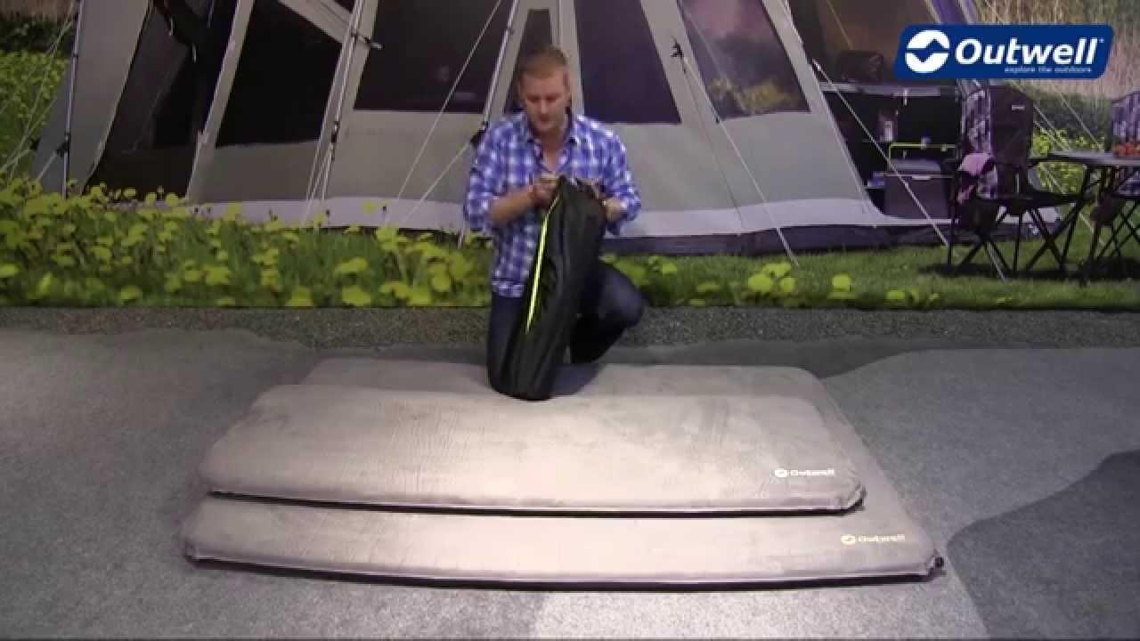 official photos 79a78 95d7d Outwell Deepsleep Self-inflating Mat   Innovative Family Camping