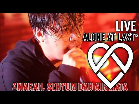 #Music | ALONE AT LAST - AMARAH, SENYUM DAN AIR MATA | LIVE AT THEHALLWAYKOSAMBI