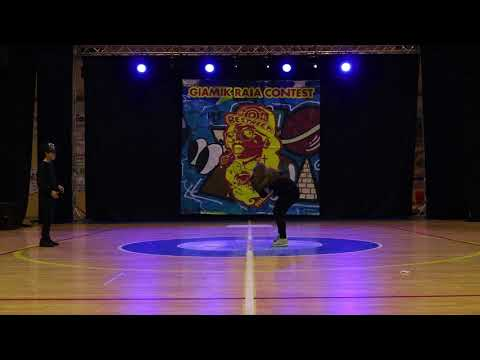 Giamik Raia Dance Contest - Hip Hop Battle Under 14 - Quarti