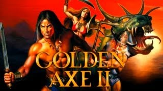 The Best Video Games EVER! - Golden Axe II: The Epic Review