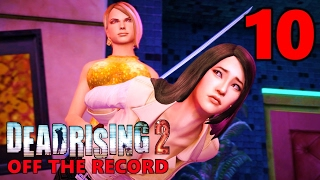 [10] Ghost Is Bad At Art Appreciation! (Let's Play Dead Rising 2 Off The Record)
