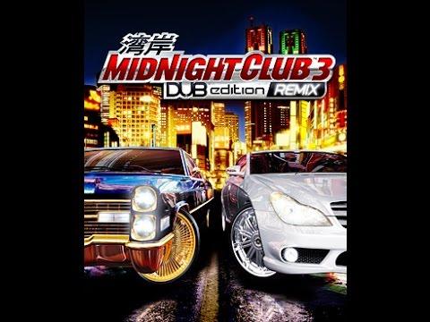carros desbloqueados do midnigth club 3