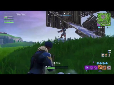 Fortnite STW Live stream 2/18/19 with some BR at the end