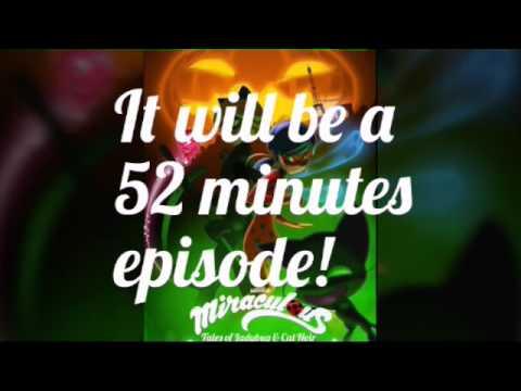 Miraculous Ladybug Season 2 Halloween News