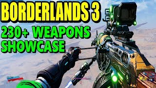 BORDERLANDS 3 - ALL WEAPONS