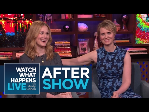After : Cynthia Nixon Doesn't Know About The Kardashians  WWHL