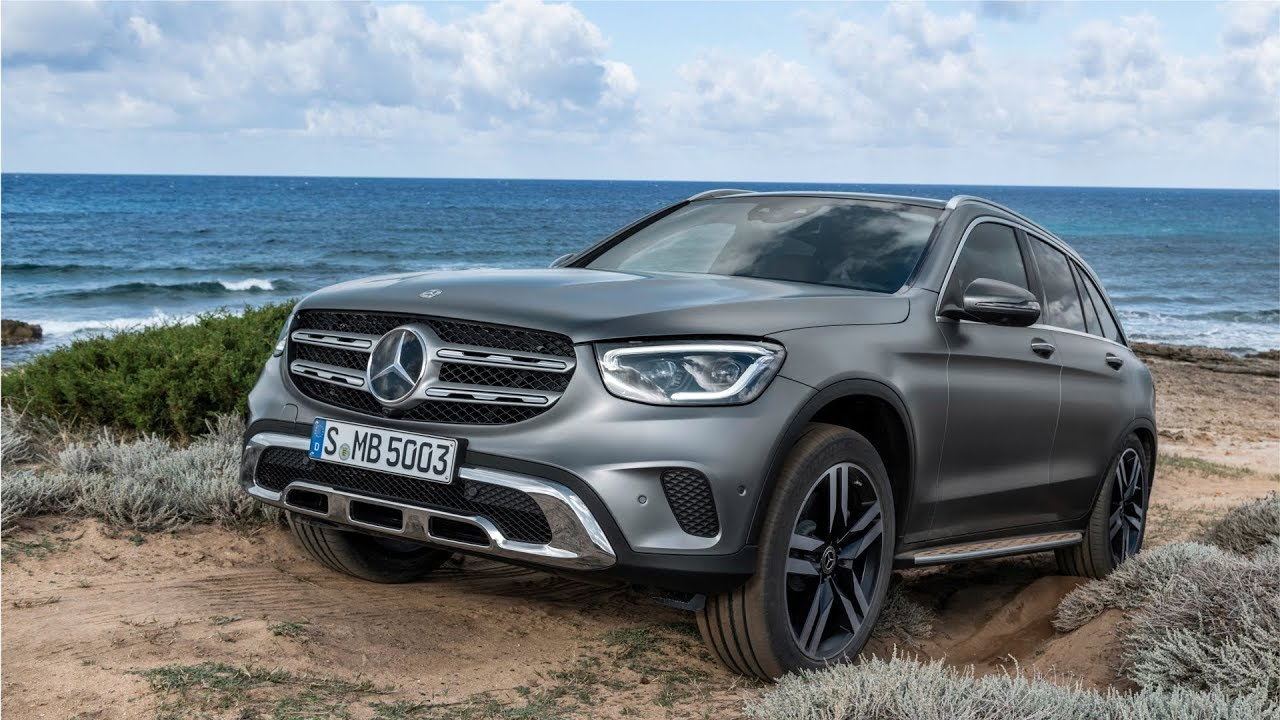 2020 Mercedes-Benz GLC Facelift SUV - YouTube