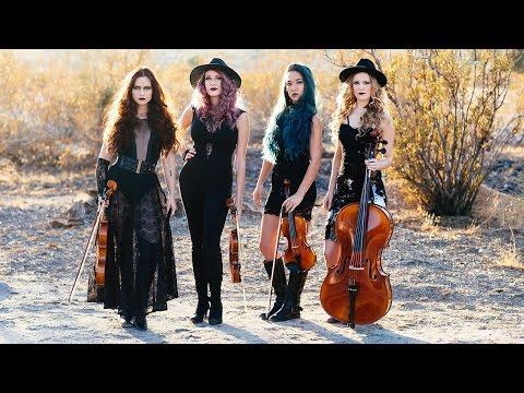 Westworld Main Theme -- Orchid Quartet