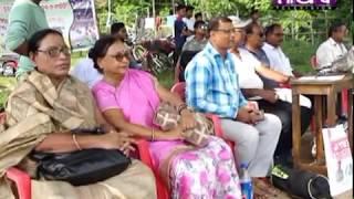 Madhab News - Balasore District School Level Football and Kho-Kho Championship Started - 21-08-2019