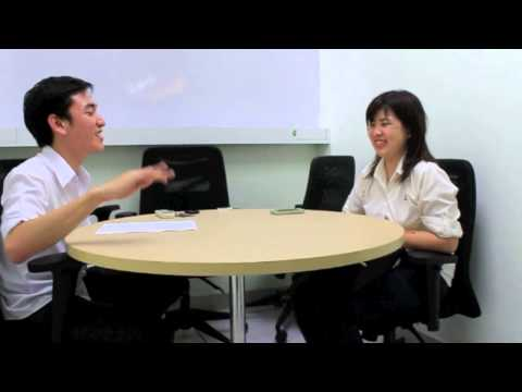 ICBC 201- Business Communication1:Interview