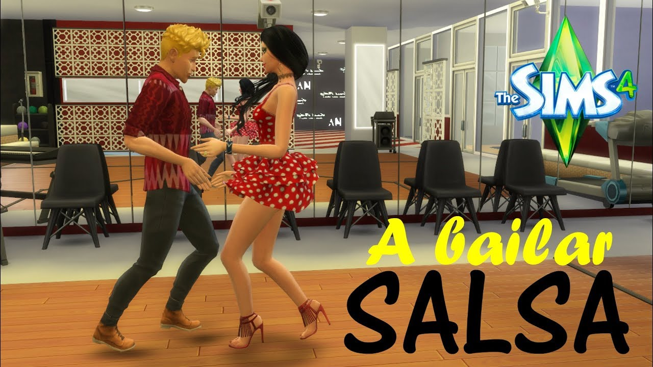 Fortnite Dance Salsa Let S Dance Salsa Sims 4 Descarga El Mod Youtube