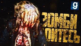 ЗОМБИ БОЯТСЯ ЛЮДЕЙ! ► Garry's Mod - Zombie Survival