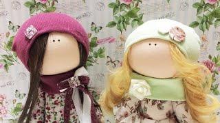 Мастер класс по интерьерной кукле в Краснодаре