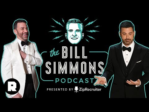 Reliving The 2018 Oscars With Jimmy Kimmel And Cousin Sal | The Bill Simmons Podcast | The Ringer