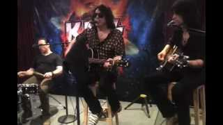 See You Tonite/Domino - KISS acoustic set Sydney, Australia 9th March 2013