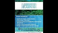 I Congreso Centroamericano de Ciencias de la Tierra y el Mar, San José 2017