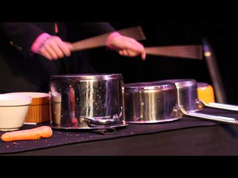 """Kitchen Drums"" from The Horne Section (BBC Radio 4)"