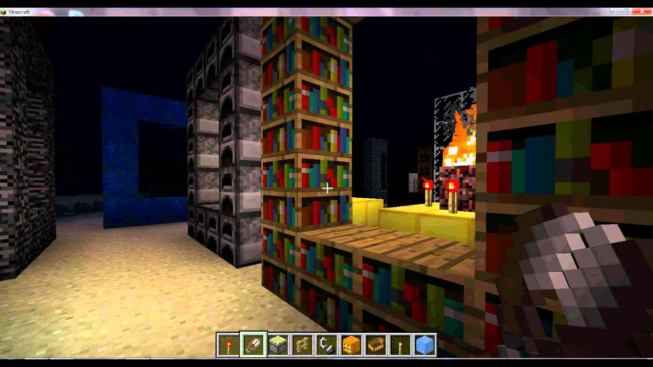 Minecraft all kinds of portals youtube for 3 portals