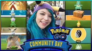 THE EASIEST WAY TO GET A UNOVA STONE! December Community Day POKÉMON GO!