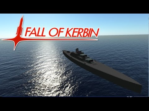 Fall Of Kerbin #2 - Assault By Land, Air and Sea - Kerbal Space Program