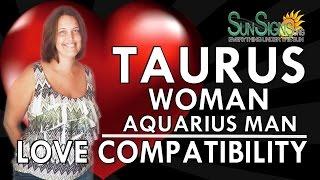 Aquarius Man In Love With Taurus Woman - Magic Formula Tactic