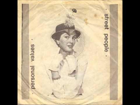Street people - Personal values UK punk 1979