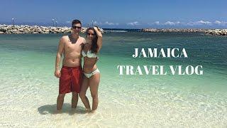 Jamaica: VACATION TRAVEL VLOG | Lauren Peletier
