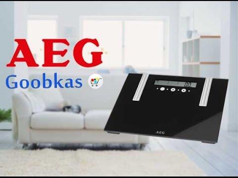 Весы AEG