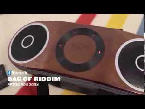 The House of Marley: Bag of Riddim Home Audio System