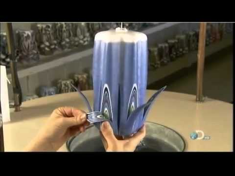 How It's Made, Decorative Candles.