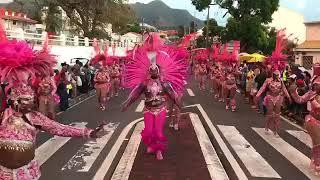 GUIMBO ALL STARS, carnaval de Guadeloupe du Mardi Gras 2018