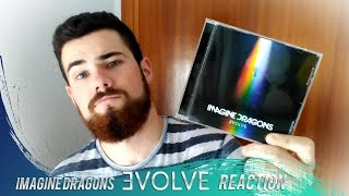 Baixar IMAGINE DRAGONS - EVOLVE | REACTION / REACCIÓN | MR.GEORGE