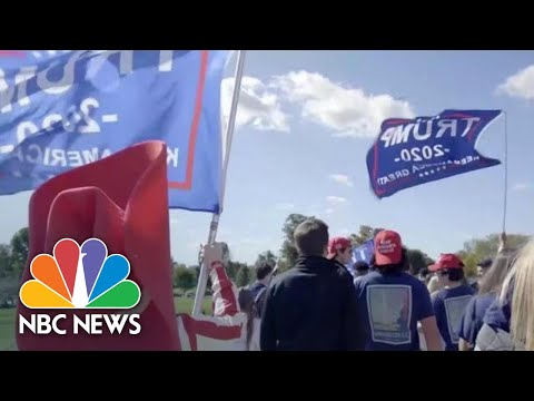 Young Conservatives Embrace TikTok Targeting Fellow Gen Z Voters | NBC News NOW