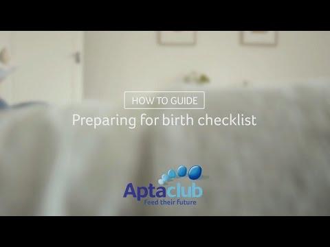 Download Youtube: Checklist, Preparing for birth (Guide)
