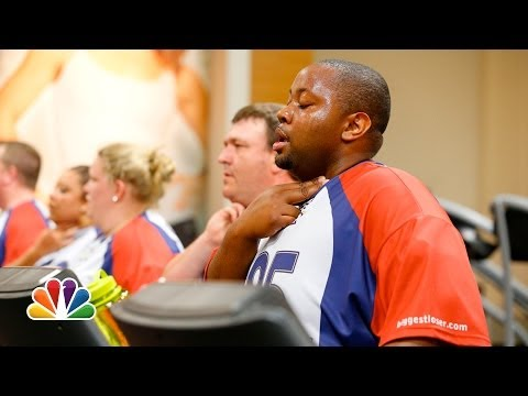 The First Workout - The Biggest Loser Highlight