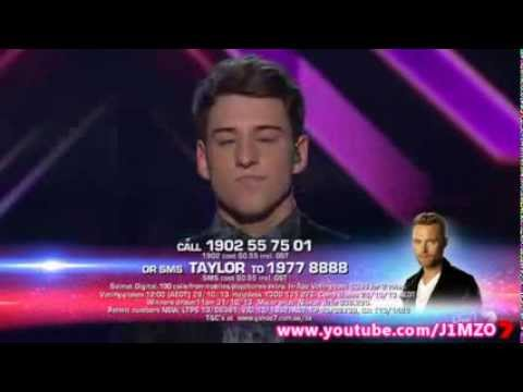 Taylor Henderson - Winner's Single - Borrow My Heart - Grand Final - The X Factor Australia 2013