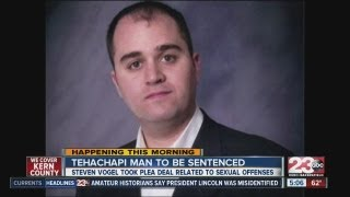 Man took plea deal related to sexual offenses with minors
