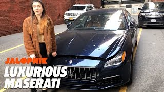 5 Things To Know About The Maserati Quattroporte SQ4 GranLusso