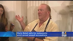 Mario Batali Sells His Restaurants Amid Sexual Assault Accusations