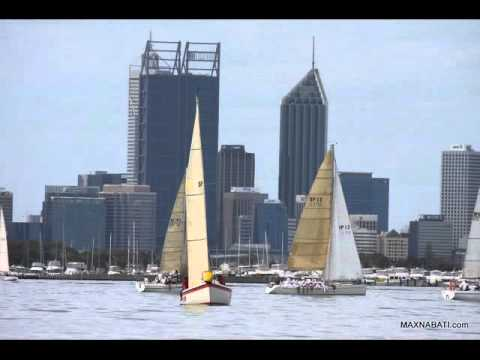 Sailing - Swan River - Perth-  Slideshows from around the world