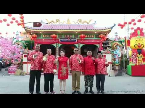 Selamat Imlek 2018 - Walikota Singkawang