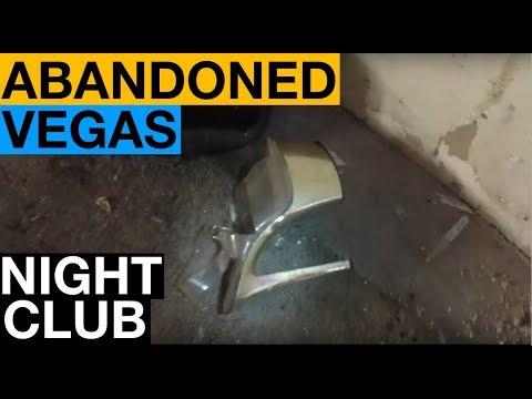 Abandoned Vegas Nightclub
