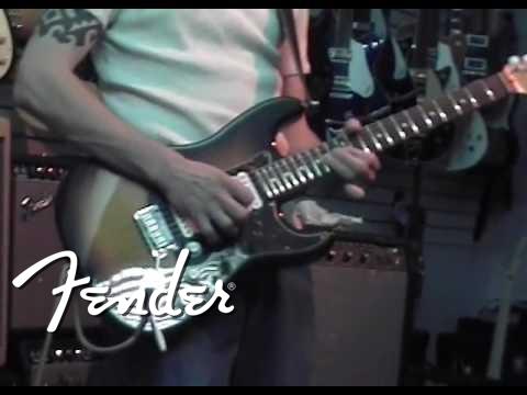 Fender® Cyber-Twin® SE Demo Part 3 | Fender