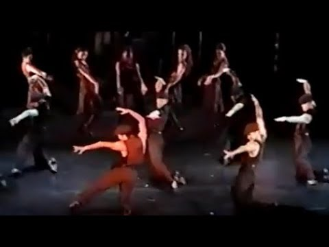 FOSSE Pre-Broadway Cut Number