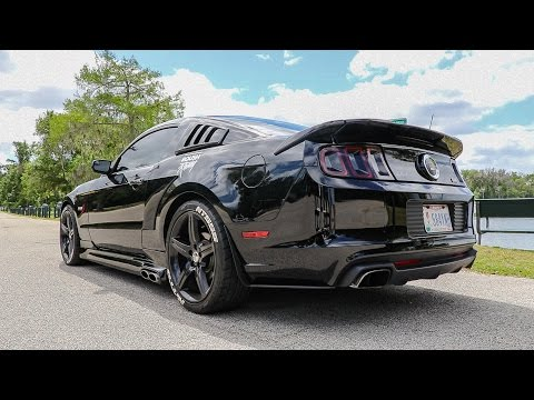 700+ RWHP Boosted, Cammed, Corn Fed Roush Mustang Review