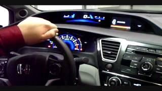 2013 Honda Civic sedan - WOW! - Bob Brady Auto Mall - Video