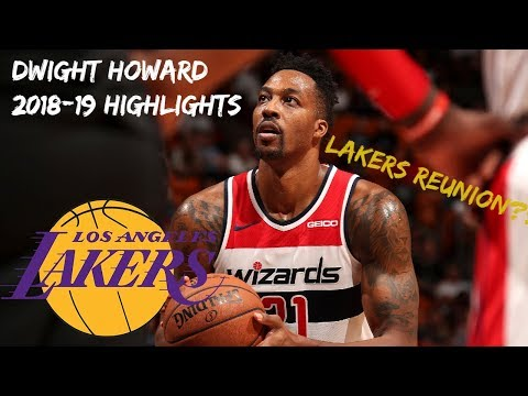 Dwight Howard 2018-19 Highlights | Lakers Reunion? [HD]