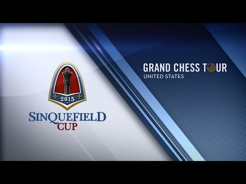 Patrick Wolff Interview | Sinquefield Cup 2015