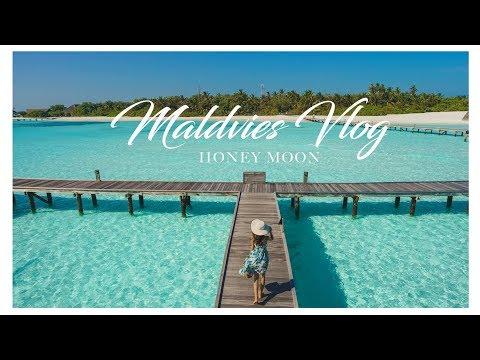 【3日2夜馬爾代夫】蜜月遊👰🏻🤵🏻酒店房直接跳入印度洋 MALDIVES HONEY MOON VLOG