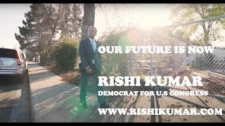 My personal story - An immigrant who never dreamed he could run for Congress
